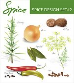 picture of aromatic  - Spice images design set 2 - JPG