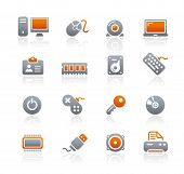 Computer & Devices // Graphite Icons Series