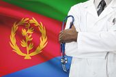 image of eritrea  - Concept of national healthcare system  - JPG