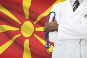 pic of macedonia  - Concept of national healthcare system  - JPG