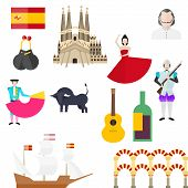 image of vines  - Spanish symbols signs and landmarks - JPG