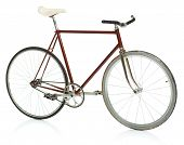 picture of bicycle gear  - Stylish hipster bicycle  - JPG