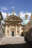 Постер, плакат: Mausoleum Of Franz Ferdinand Ii And Cathedral Graz Austria