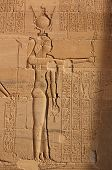 picture of isis  - The ancient Egyptian Goddess Isis  - JPG