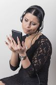 Boring Phone Call, Inattentive Customer Service Agent, Not Paying Attention To Her Customer, Wants T poster