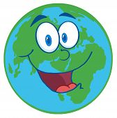 Cheerful Earth