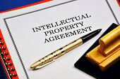 The Agreement On Intellectual Property. Intellectual Property Is The Exclusive Right, Monopoly, Pers poster