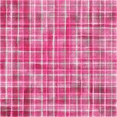 Watercolor Stripe Plaid Seamless Pattern. Colorful Gray And Pink Stripes Background. Watercolour Han poster