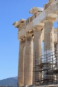 Part Of Parthenon