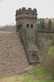 Derwent Dam, Peak District UK