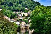 Matlock Bath in Derbyshire
