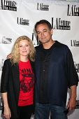 LOS ANGELES - OCT 19:  Cady McClain, Jon Lindstrom at the