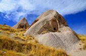 stock photo of cave-dweller  - Cappadocia - JPG