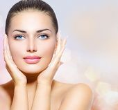 picture of cleanse  - Beauty Portrait - JPG
