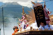 Holy Week Religious Procession, Guatemala