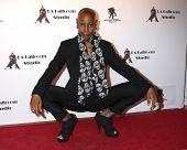 LOS ANGELES - MAR 31:  Debra Wilson at the LA Ballroom Studio Grand Opening at LA Dance Studio on Ma