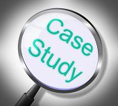 stock photo of tutor  - Case Study Representing Learned Research And Tutoring - JPG