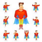 ������, ������: Superhero Avatar Set