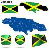 foto of greater antilles  - Jamaica set - JPG