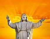 foto of passion christ  -  Statue of Jesus Christ - JPG