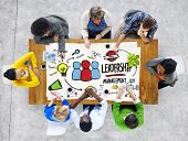 foto of idealistic  - Diversity People Leadership Management Communication Team Meeting Concept - JPG
