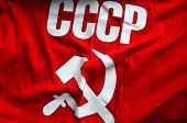 pic of communist symbol  - Soviet Flag - JPG