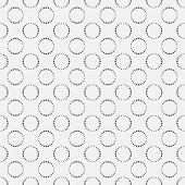 picture of dots  - Seamless pattern - JPG
