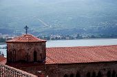 Church of St  Sofia,  Ohrid Lake, Macedonia
