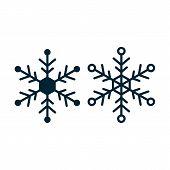 Snowflake Icon, Snowflake Icon Eps10, Snowflake Icon Vector, Snowflake Icon Eps, Snowflake Icon, Sno poster