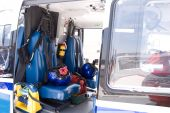 pic of medevac  - A mobile flying ambulance better known as a life flight - JPG