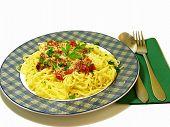 Spaghetti Whit Tomato Sauce poster