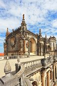 pic of templar  - Beautifully preserved and restored monument of medieval architecture - JPG