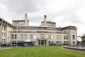 foto of former yugoslavia  - Building of International Criminal Tribunal for the former Yugoslavia in The Hague - JPG
