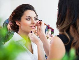 foto of beauty salon interior  - Make - JPG