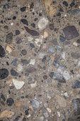 stock photo of terrazzo  - polished concrete - JPG