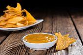 foto of nachos  - Portion of Nachos  - JPG
