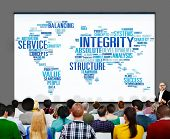picture of integrity  - Integrity Structure Service Analysis Value Service Concept - JPG