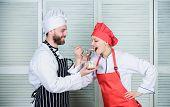 Try Ingredients Before Cook. Estimate Taste. Healthy Food. Healthy Nutrition. Cooking Healthy Meal.  poster