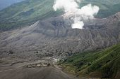 stock photo of bromo  - Mt.Bromo Paradise of trekking.