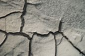 picture of mud  - Dry mud from a dry area - JPG