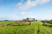 stock photo of zea  - Colorful rural landscape on a sunny day in autumn - JPG