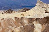 pic of arid  - Death valley an arid landscape California USA arid landscape California USA - JPG