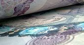 stock photo of dirhams  - A macro close - JPG