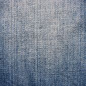 pic of denim jeans  - Blue denim jeans texture - JPG