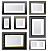 picture frames set