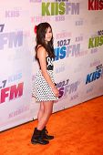 LOS ANGELES - MAY 11:  Megan Nicole attend the 2013 Wango Tango concert produced by KIIS-FM at the H