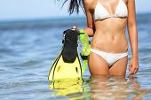 picture of watersports  - Travel beach fun concept  - JPG
