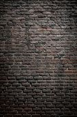 picture of stonewalled  - Old brick wall background - JPG