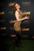 LOS ANGELES - DEC 11:  Maitland Ward at the