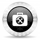 toolkit christmas icon